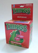 Vintage MB Hasbro T.H.I.N.G.S Grabbit FROG Action Skill Game MISB 1986