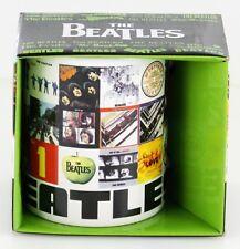 The Beatles Boxed Ceramic Mug Chronology