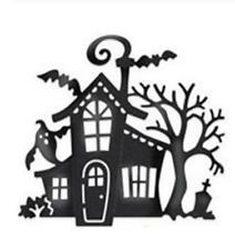 House Halloween Metal Cutting Dies Scrapbooking/photo album Decorative Embossing