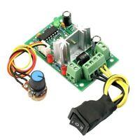 6-30V Dc Velocidad Del Motor Controlador Reversible Pwm Control Interruptor M1M5