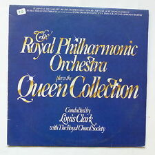 Royal philharmonic palys the QUEEN collection LOUIS CLARK  2C068 64726