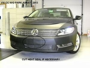 Lebra Front End Mask Cover Bra Fits 2013-2017 VW Volkswagen CC