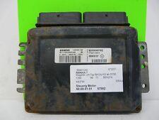 Engine Control Unit Siemens s110030048 B 8200046162 RENAULT MEGANE I 1.4 16V