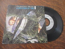45 tours depeche mode a question of time