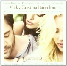 Motion Picture Soundtrack - Vicky Cristina Barcelona (Original Soundtrack) [CD]