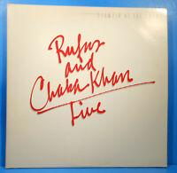 RUFUS & CHAKA KHAN LIVE-STOMPIN' AT THE SAVOY 2X LP GREAT CONDITION! VG++/VG+!!