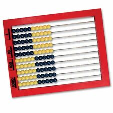 Learning Resources 2-Color Desktop Abacus (ler4335)