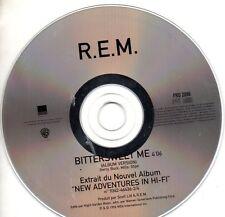 R.E.M.Bittersweet me French Promo 1-track  CD SINGLEWarner Bros. Records Inc.