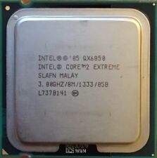 Intel Core 2 Extreme Processor QX6850 (8M Cache, 3.00 GHz, 1333 FSB) Socket 775