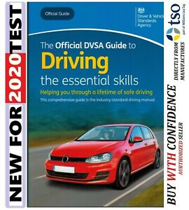 UK The Official DSA Guide to Driving Manual The Essential Skills by the DSA@Desn