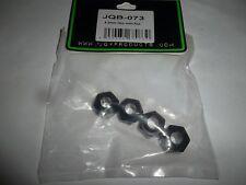 JQ 073 hexagones de roues (x4)  THE CAR