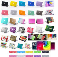 "Matte Hard Case Shell + Keyboard Cover for Macbook Pro 13""/15"" Air 13"" 2014 2015"