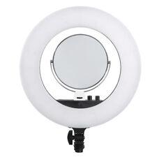 NANGUANG Bi-Color Beauty LED-Ringlicht VENUS V48C Ringleuchte Spiegel Halterung