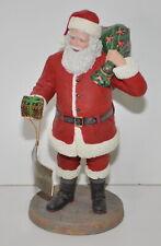 Duncan Royale Santa's Gift Collectors Club Exclusive Figurine Statue 1994 #425