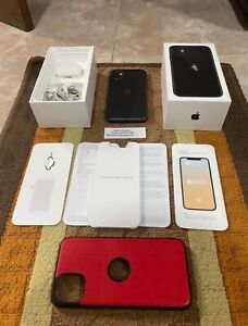 Apple IPhone 11 - 128 Gb Black Used Iphone with Warranty