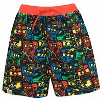 Lego Ninjago Swim Shorts | Boys Lego Ninjago Swimming Trunks | Lego Swim Wear