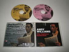 ANDY WILLIAMS/THE CADENCE COLLECTION(VIVANEAU/SMC CD 200)2xCD ALBUM