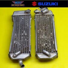 1998 Suzuki RM250 OEM Left Right Side Radiator Cooling System 96-00 17720-37E00