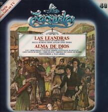 La Zarzuelas(No.43 Vinyl LP)Las Leandras Alma De Dios Navarro-Zacosa-ZC-VG/Ex+