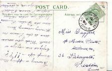 Genealogy Postcard - Daggers - 56 Fishergate, Preston, Lancs - Ref 4894A