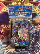 Protège-cartes Yu-Gi-Oh! Sleeves Small x50 KONAMI The Dark Magicians
