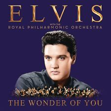 ELVIS PRESLEY WITH THE ROYAL PHILHARMONIC ORCHESTRA: THE WONDER OF YOU CD NEW