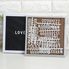 EE_ UK_ Message Board Desktop Ornament Decoration With 143Pcs Letter Numbers Sym