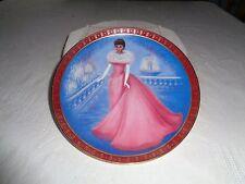 Danbury Mint High Fashion Barbie The 1960 Barbie Enchanted Evening Plate
