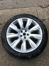 "21"" Genuine Land Rover Alloy Wheel '501'  HY32-1007-FA Original OE 2754521"