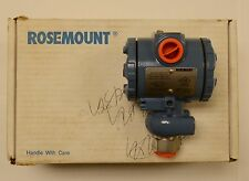 New ROSEMOUNT 2088G1M22A1, Pressure Transmitter, NOS in box.