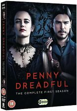 Penny Dreadful Complete Series 1 DVD All Episode First Season Original UK NEW R2