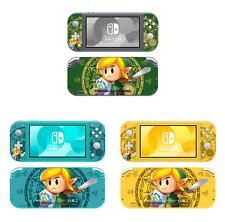 Zelda Link's Awakening #1 Vinyl Skin Screen Protector Nintendo Switch Lite
