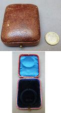 Boite écrin à bijou  ranger montre porte montre à gousset Vers 1910 watch box