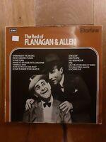 Flanagan And Allen – The Best Of Flanagan And Allen SRS 5130 Vinyl LP