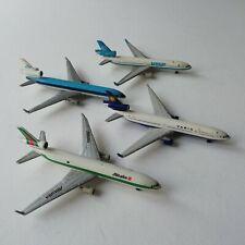 Fabbri lot de 4 Boeing McDonnell Douglas MD-11