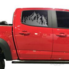 Mountain Scene Decal fits 2014-2020 Chevy Colorado GMC Canyon MX1-CC1