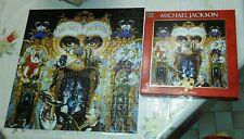 Puzzle Michael Jackson DANGEROUS 48 cm X 48 cm