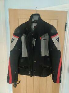 Dainese Carve Master Jacket textile motorcycle motorbike