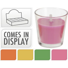 Citronella vaso de cristal con vela Pequeña Rosa328698711295932861koopman