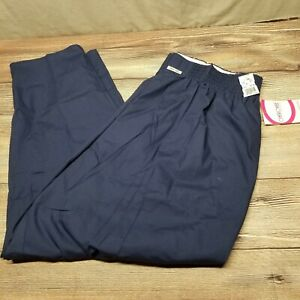 ~2‐3 DAY DELIVERY~ NEW Cherokee Womens Size 4XL Blue Scrubs Pants Hospital