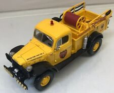 "First Gear US FOREST SERVICE ""SMOKEY THE BEAR"" 1949 DODGE POWER WAGON BRUSH UNIT"
