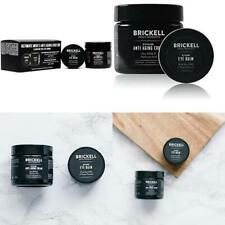 Brickell Men'S Ultimate Anti-Aging Routine, Anti-Wrinkle Night Face Cream And Ey