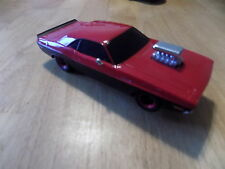 SCALEXTRIC DIGITAL FITTED DODGE CHALLENGER HOTROD