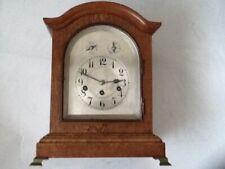 Antique German Junghans Wurttemberg B13 Westminister Chime Bracket Clock
