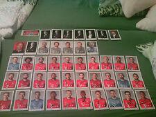 RAR FC Bayern München Herren 15/16 Deutscher Meister Original 47 Autogrammkarten