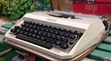 VINTAGE 1960s ANTARES MERCEDES TYPEWRITER - WORKS PERFECTLY