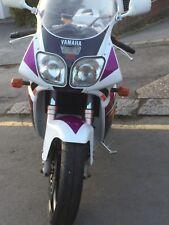 Yamaha fzr 600 barn find project 2510 miles