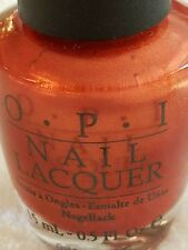 Opi Nail Polish ~* Samovar-y Nice To Be Here *~ 2009 Russia Exclusive Sold Out!
