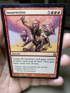 Insurrection Commander MTG Card PL