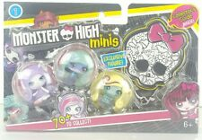 Monster High Minis Pack #5 Lagoona Blue Circus Exclusive Plus Catrine & Twyla Z2